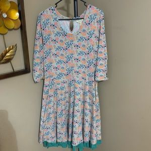 Matilda Jane Dress- Large- worn once